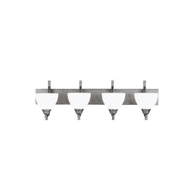 Sea Gull Lighting 4431404-57 Vitelli - Four Light Wall/Bath Bar