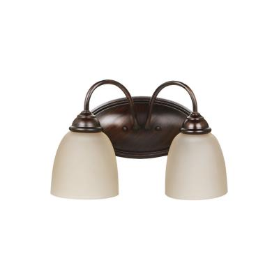 Sea Gull Lighting 44317-710 Lemont - Two Light Bath Bar
