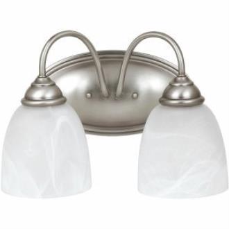 Sea Gull Lighting 44317-965 Lemont - Two Light Bath Bar