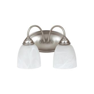Sea Gull Lighting 44317BLE-965 Lemont - Two Light Bath Bar