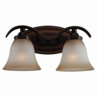 Sea Gull Lighting 44360-829 Two-Light Rialto Wall/Bath