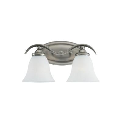 Sea Gull Lighting 44360-965 Two-Light Rialto Wall/Bath