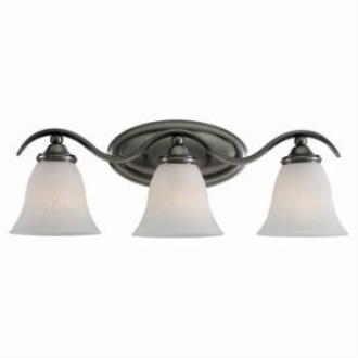 Sea Gull Lighting 44361-965 Three-Light Rialto Wall / Bath Fixture