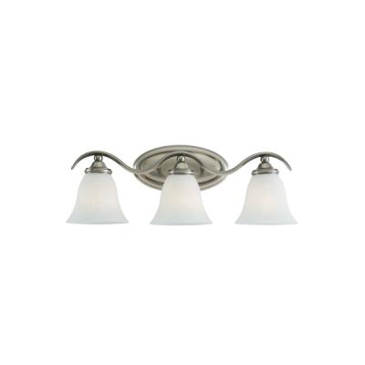Sea Gull Lighting 44361-965 Three-Light Rialto Wall / Bath Fixture