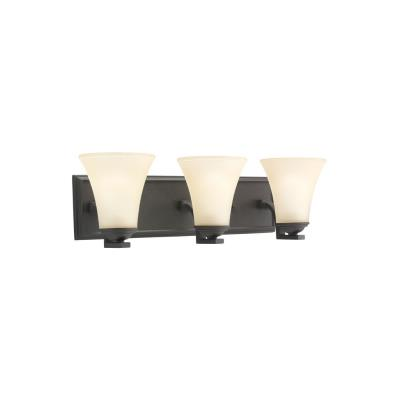 Sea Gull Lighting 44376-839 Three Light Bath Bar