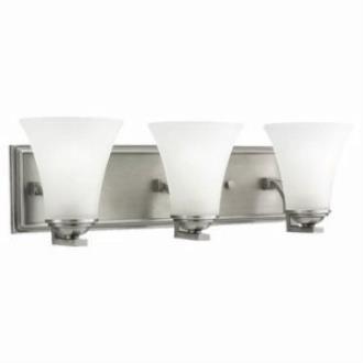 Sea Gull Lighting 44376-965 Three Light Bath Bar