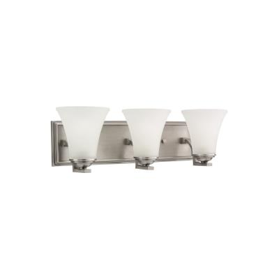 Sea Gull Lighting 44376-965 Three Light Bath Bar