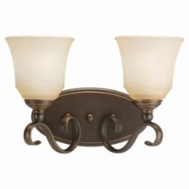 Sea Gull Lighting 44380-829 Two Light Bath Bar