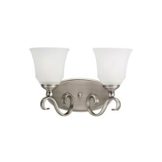 Sea Gull Lighting 44380-965 Two Light Bath Bar