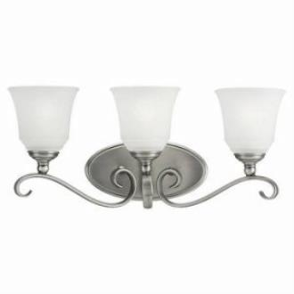 Sea Gull Lighting 44381-965 Three Light Bath Bar