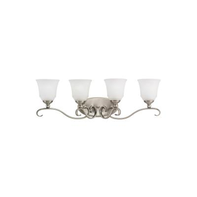 Sea Gull Lighting 44382-965 Four Light Bath Bar