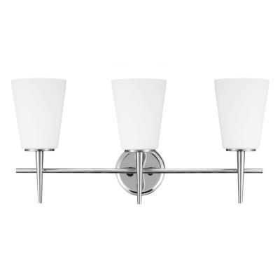Sea Gull Lighting 4440403BLE-05 Driscoll - Three Light Wall/Bath Bar