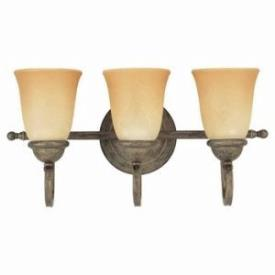 Sea Gull Lighting 44431-71 Three-Light Brandywine Wall/ Bath
