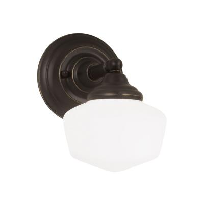 Sea Gull Lighting 44436BLE-782 Academy - One Light Wall/Bath Bar