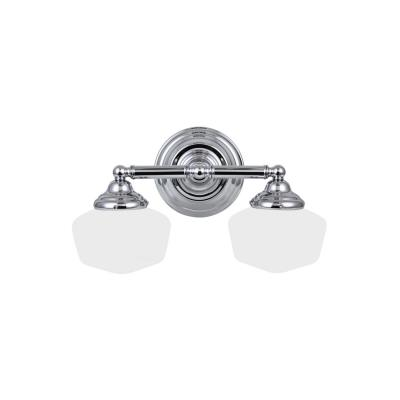Sea Gull Lighting 44437-05 Academy - Two Light Bath Bar