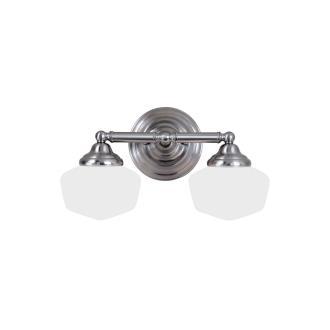 Sea Gull Lighting 44437-962 Academy - Two Light Bath Bar