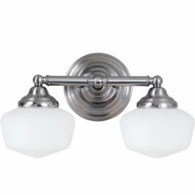 Sea Gull Lighting 44437BLE-962 Academy - Two Light Bath Bar