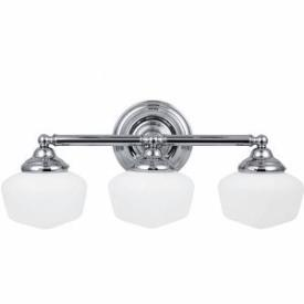 Sea Gull Lighting 44438-05 Academy - Three Light Bath Bar