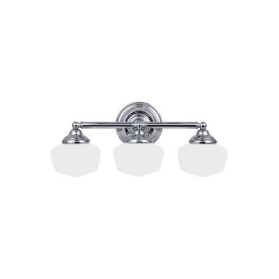 Sea Gull Lighting 44438BLE-05 Academy - Three Light Bath Bar