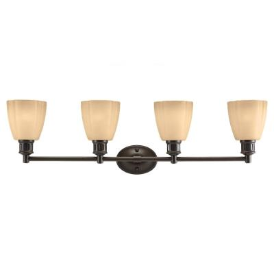 Sea Gull Lighting 44476 Century - Four Light Bath Fixture