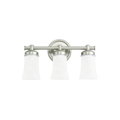 Sea Gull Lighting 44484BLE-965 Energy Star Three-light Newport Vanity/bath