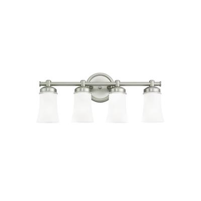 Sea Gull Lighting 44485BLE-965 Energy Star Four-light Newport Vanity/bath