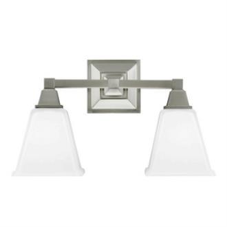 Sea Gull Lighting 4450402BLE-962 Denhelm - Two Light Wall/Bath Bar
