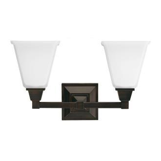 Sea Gull Lighting 4450402BLE-710 Denhelm - Two Light Wall/Bath Bar