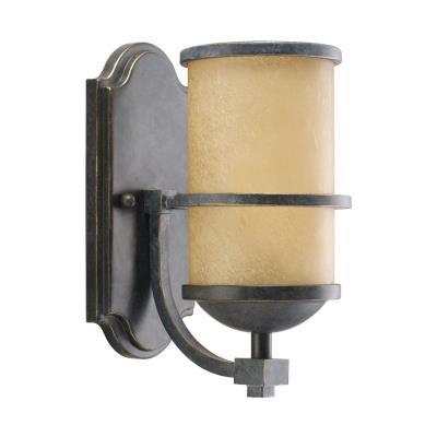 Sea Gull Lighting 44520BLE-845 Roslyn - One Light Wall Sconce
