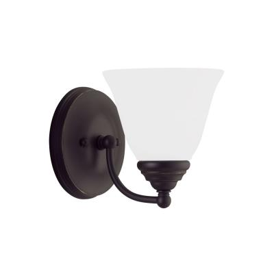Sea Gull Lighting 44575-782 Albany - One Light Bath Bar