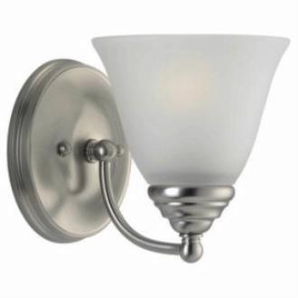Sea Gull Lighting 44575-962 Albany - One Light Bath Bar