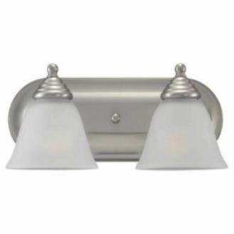 Sea Gull Lighting 44576-962 Albany - Two Light Bath Bar