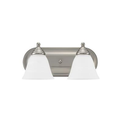Sea Gull Lighting 44576-962 Albany - Two Light Bath Bar