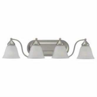 Sea Gull Lighting 44578-962 Albany - Four Light Bath Bar