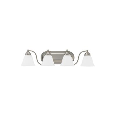 Sea Gull Lighting 44578-962 Albany - Four Light Bath Bar