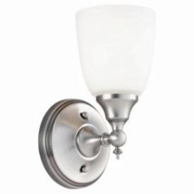 Sea Gull Lighting 44615-965 Finnitude - One Light Bath Bar
