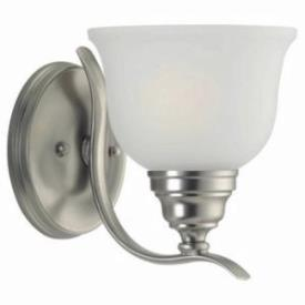 Sea Gull Lighting 44625-962 Wheaton - One Light Bath Bar