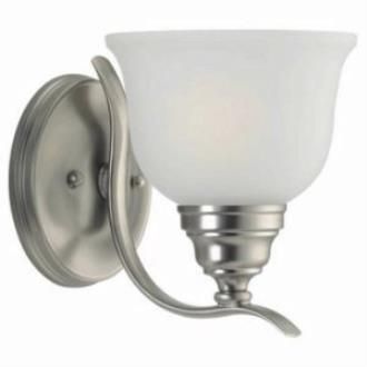 Sea Gull Lighting 44625BLE-962 Wheaton - One Light Bath Bar