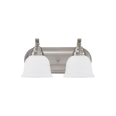 Sea Gull Lighting 44626-962 Wheaton - Two Light Bath Bar