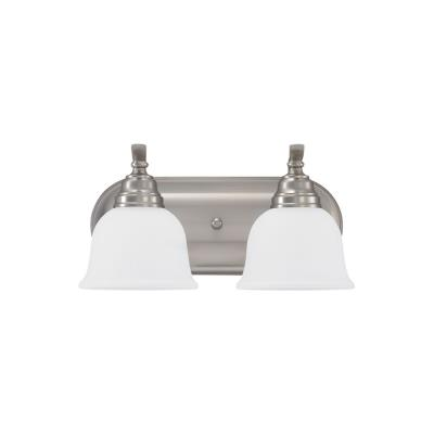 Sea Gull Lighting 44626BLE-962 Wheaton - Two Light Bath Bar