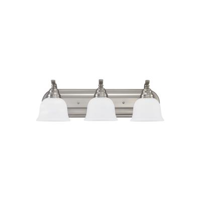 Sea Gull Lighting 44627-962 Wheaton - Three Light Bath Bar