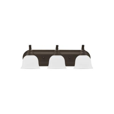 Sea Gull Lighting 44627BLE-782 Wheaton - Three Light Bath Bar