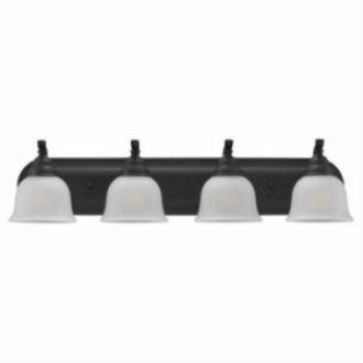Sea Gull Lighting 44628-782 Wheaton - Four Light Bath Bar