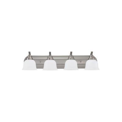 Sea Gull Lighting 44628-962 Wheaton - Four Light Bath Bar