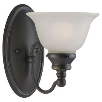 Sea Gull Lighting 44650-71 One Light Wall Sconce