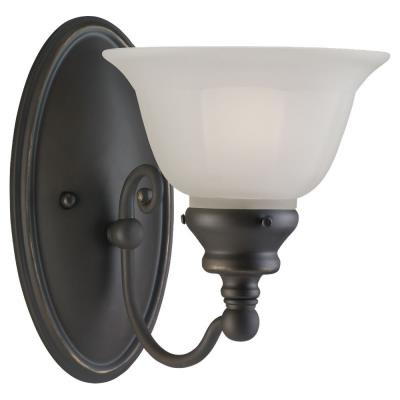 Sea Gull Lighting 44650-71 One Light Wall Sconce