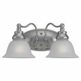 Sea Gull Lighting 44651-962 Two Light Wall/Bath Fixture
