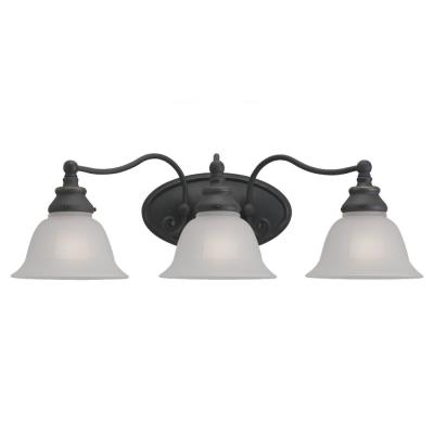 Sea Gull Lighting 44652-71 Three Light Wall/Bath Fixture