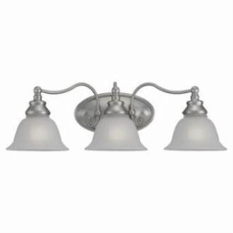 Sea Gull Lighting 44652-962 Three Light Wall/Bath Fixture