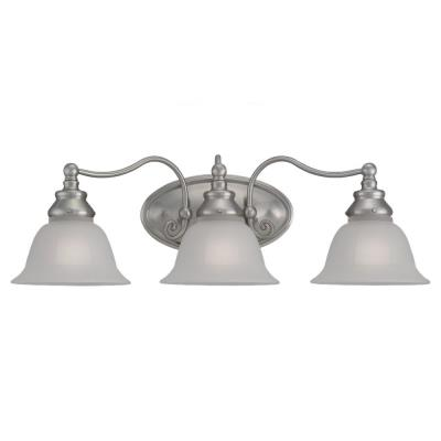 Sea Gull Lighting 44652-962 Three Light Wall/Bath Fixture